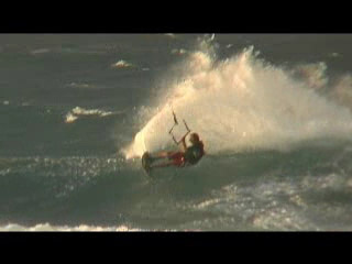 Kite surfing with Dan Moore, John Amunsen and Reo Stevens on Oahu's North Shore