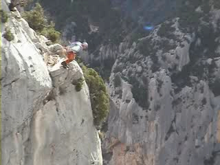 Base Jumping Accident - Jimmy Hall