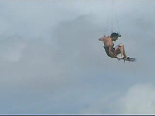Kiteboarding in Barbados with Robby Naish