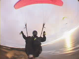 Paragliding in Peru With Jimmy HAll and Stephanie Brendl